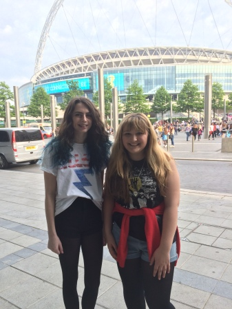Meeting Sophie Foster