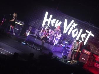 See Hey Violet In Concert