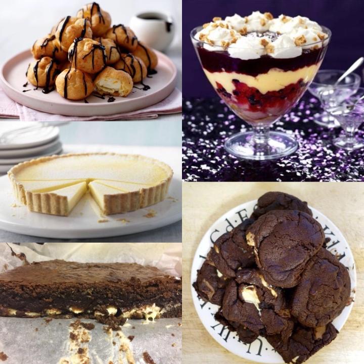 Christmas Desserts<3