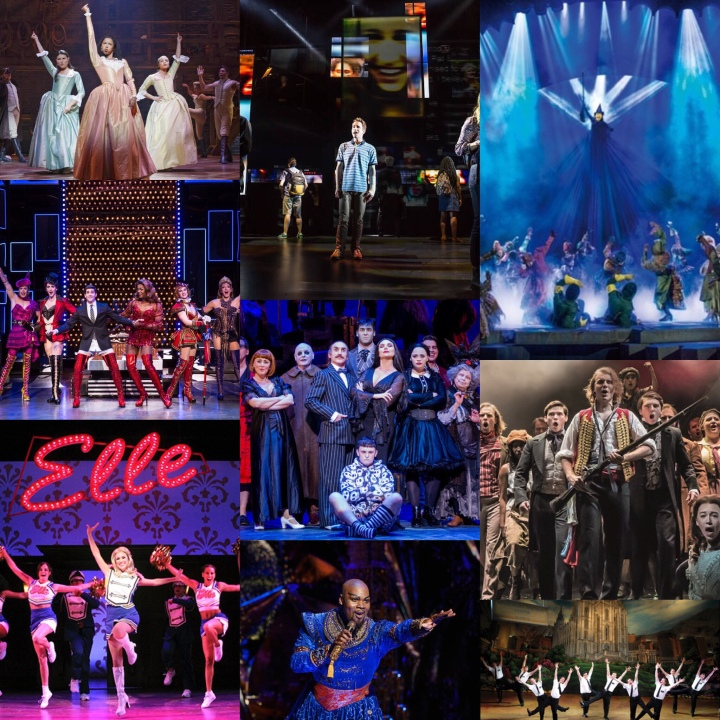 Top 15 Musical TheatreSongs