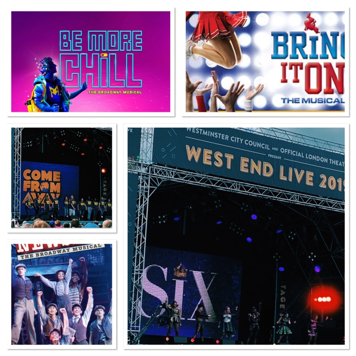 5 More Musicals I love:)