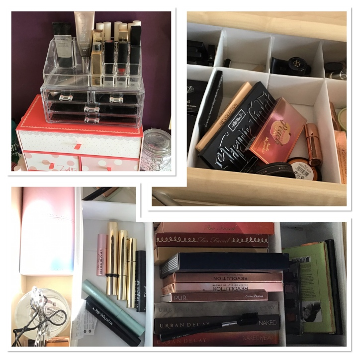 My Cruelty Free Make-up Collection:)