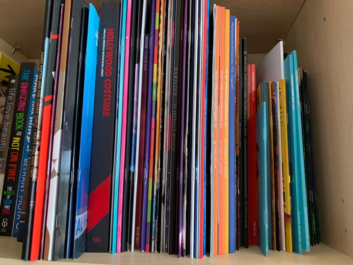 Theatre programme collection