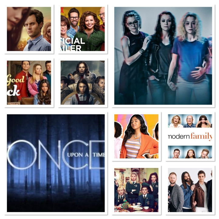 10 of my favourite shows to binge during Lockdown:)