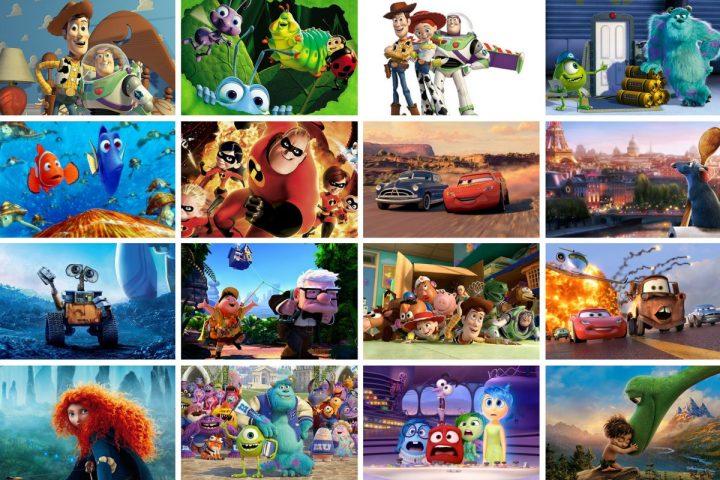 Ranking Pixar Movies:)