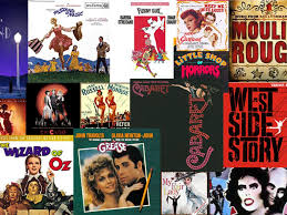 July-ving and thriving Day 22: Ranking  Live Musicals/Movie Musicals:)