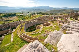July-ving and thriving Day 25: Mycenae in Greece in 1968:)