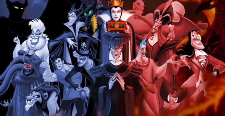 Halloween Playlist Part 3: Disney Villain Songs:)