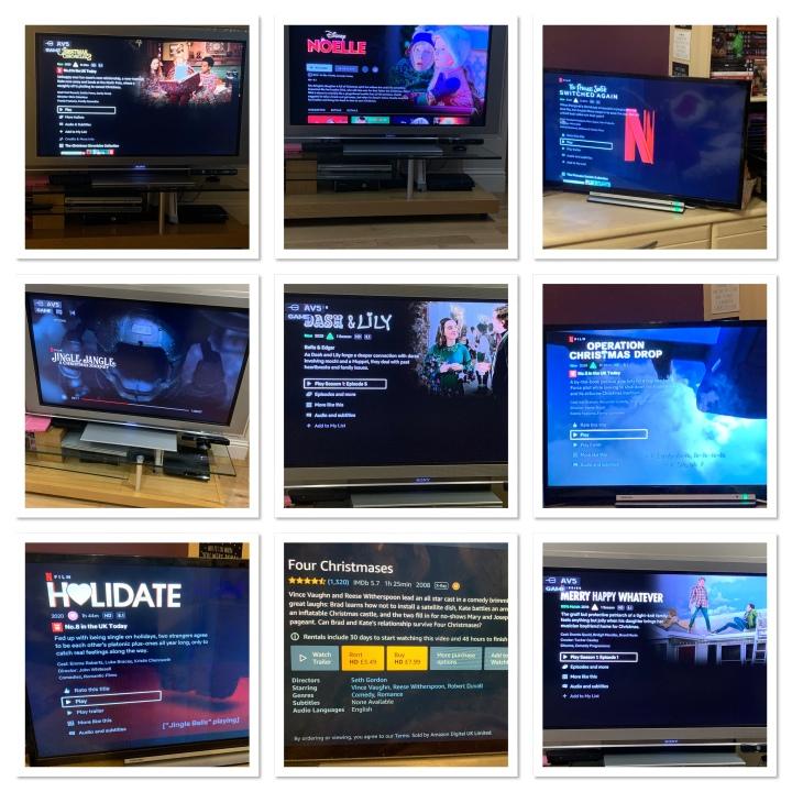 Blogmas Day 5: Christmas movies/tv shows:)