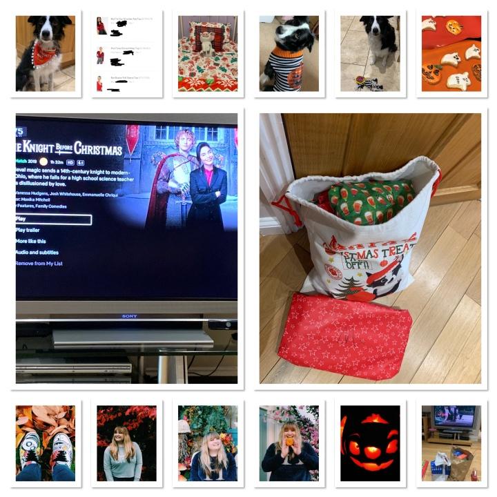Blogmas Day 21: Autumn/Christmas Bucket List updated:)