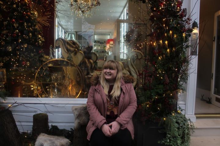 Blogmas day 23: London at Christmas😊