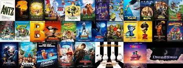 Ranking Dreamworks Movies:)